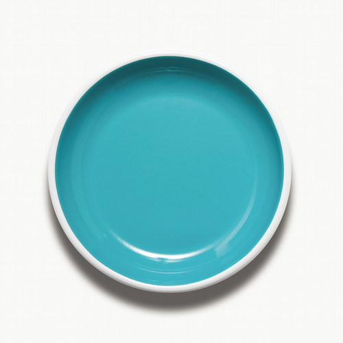 Enamelware - Plate 26cm - Turquoise